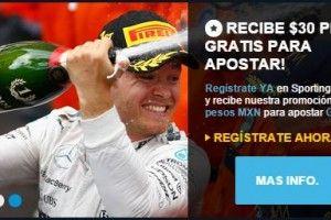 bono de apuestas gratis para méxico con sportingbet en Español
