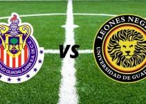 pronostico leones negros universidad de guadalajara vs chivas hoy miércoles 3 de febrero del 2016 fecha 3 copa mx fútbol Mexicano