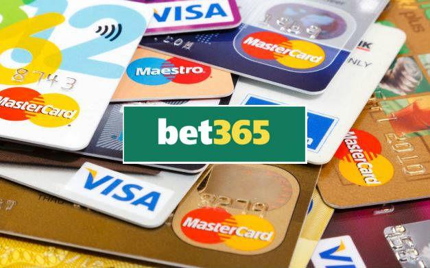 métodos de pago aceptados por bet365 en méxico