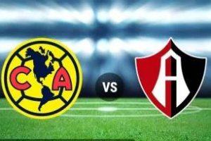 Pronóstico América vs Atlas hoy 2 agosto 2017