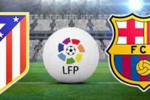 Ver el juego FC Barcelona vs Atlético de Madrid en vivo online hoy domingo 4 marzo 2018 en México