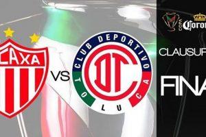 Nuestra predicción para el juego Necaxa vs Toluca de la Final de Copa México hoy