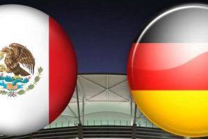 Apuestas Deportivas Alemania vs México 17 Junio 2018