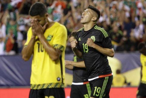el partido de la selección de México vs Jamaica en la Copa América Centenario 2016 y las apuestas deportivas