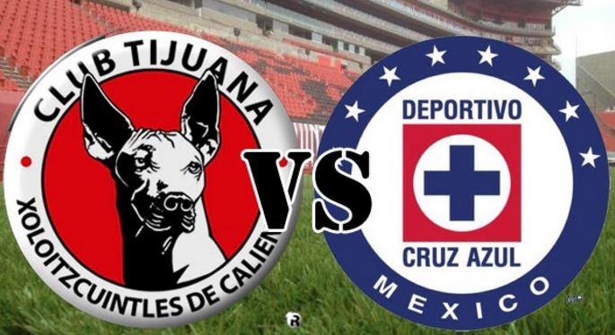 predicción de apuestas tijuana xolos vs cruz azul hoy viernes 6 febrero 2016