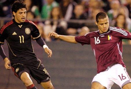 el partido contra venezuela vs méxico en la copa america 2016