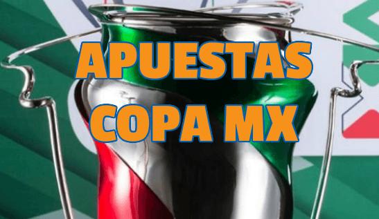 Apuestas copa mx apertura 25 julio 2018