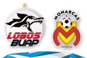 Monarcas Morelia vs Lobos BUAP Liga MX Fecha 8 2018