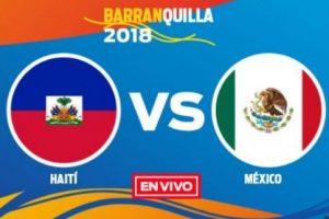 Apuestas Juegos centroamerica y del caribe online México vs Haiti