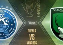 Pronóstico Apuestas Deportivas Copa MX Puebla vs Venados Hoy miércoles 25 julio 2018