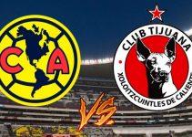 Apuestas y predicción América vs Tijuana hoy martes 2 abril 2019 en semifinal Copa MX