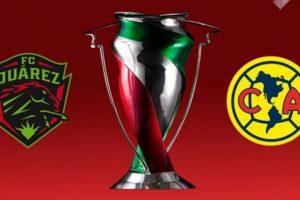 Apuestas para la Final de la Copa MX 2019 entre Club América y Juárez miércoles 10 de abril del 2019