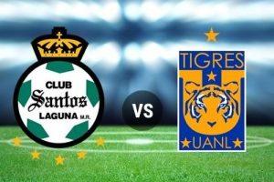 Apuestas Semifinal Liga Campeones Santos Laguna vs Tigres UANL miércoles 10 abril 2019